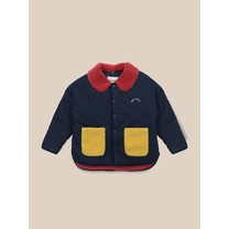 Bobo Choses Bobo Choses Multicolor Quilted Jacket