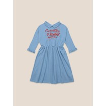 Bobo Choses Collector Of Beautiful Words Dress