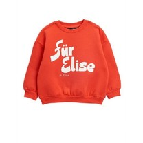 Mini Rodini Für Elise sp sweatshirt red