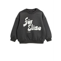 Mini Rodini Für Elise sp sweatshirt grey