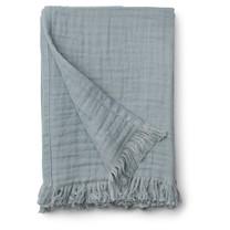 Liewood Magda muslin blanket sea blue