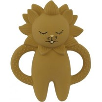 Konges Slojd Tooth Soother Lion Mustard