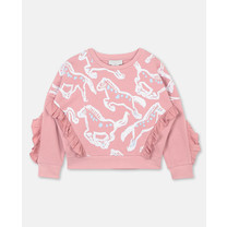 Stella McCartney kids PAINTED HORSES TRUI