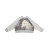 Stella McCartney kids SWEAT W/HORSE PR