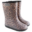 Thermo boots leopard kids