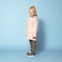 Gosoaky Kinderregenjas Lazy Geeze Pink