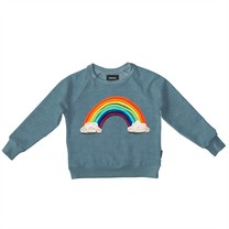 Snurk Clay Rainbow Sweater Kids