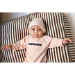 Baby sweat suit Amsterdam pink