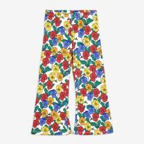 Mini Rodini Violas flared trousers multi