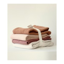 Liewood Leon muslin cloth - 4 pack rose