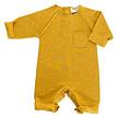 Babysuit pocket mustard