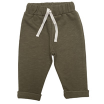 Broer & Zus Sweat pants kaki