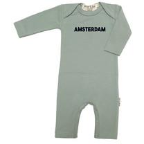Broer & Zus Babysuit Amsterdam lsl cactus