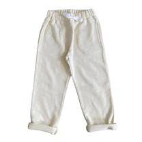 Broer & Zus Meisjes sweatpants off white