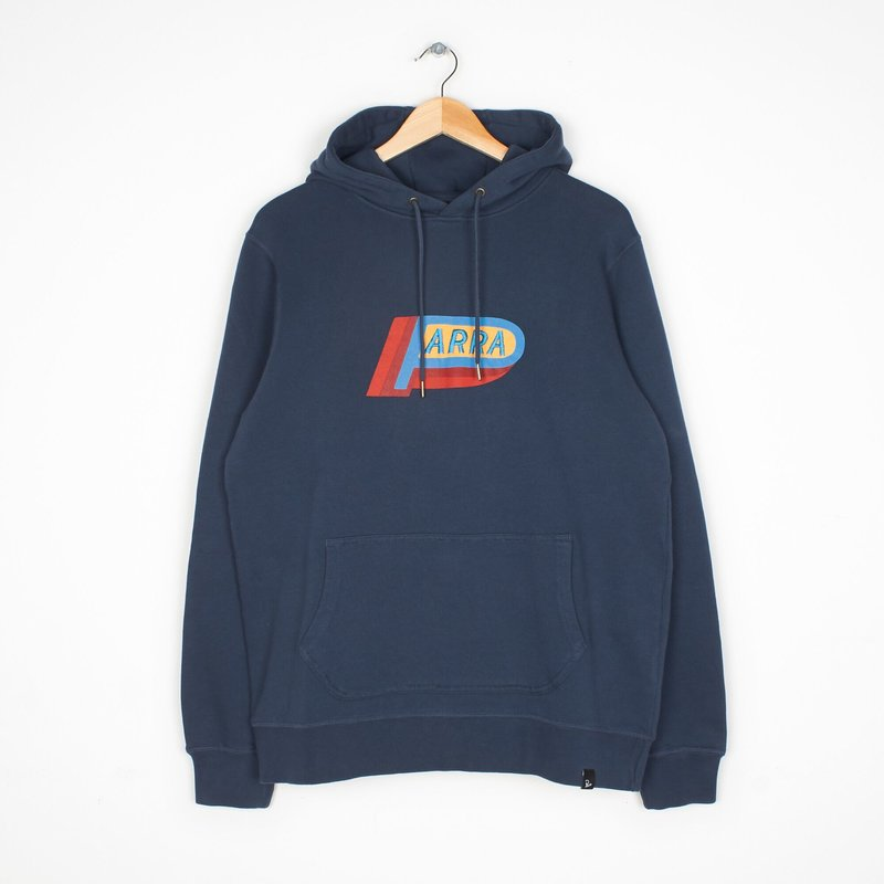 BY PARRA GARAGE OIL NAVY