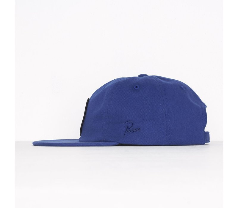 UPSIDE DOWN BIRD BLUE CAP