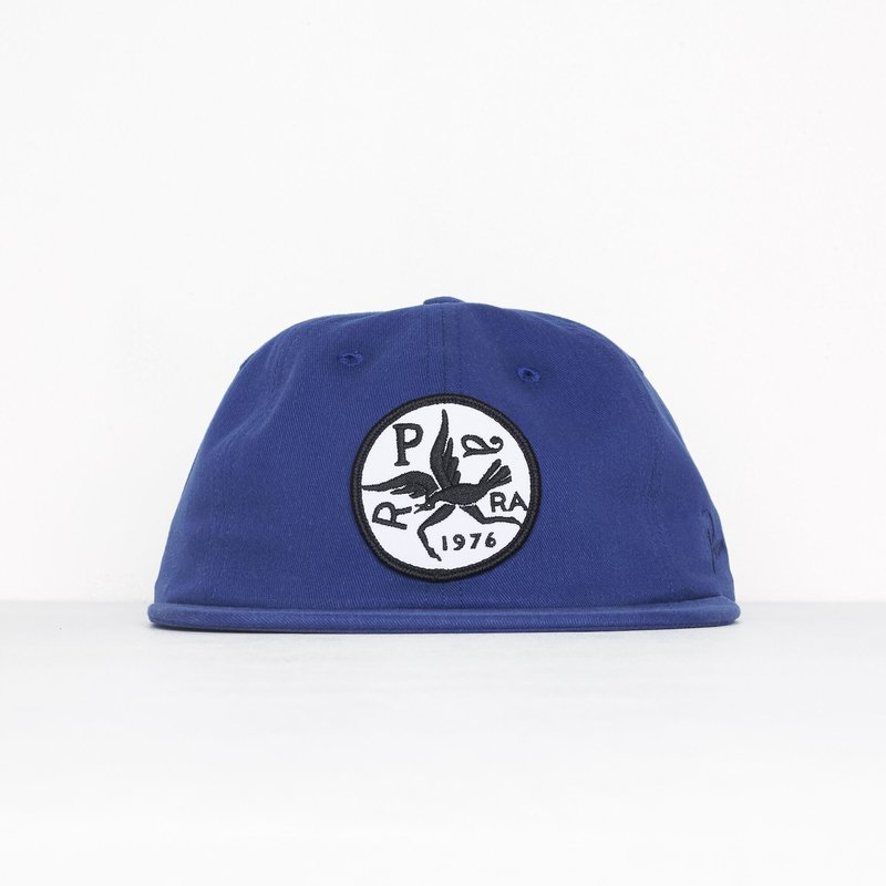 BY PARRA UPSIDE DOWN BIRD BLUE CAP