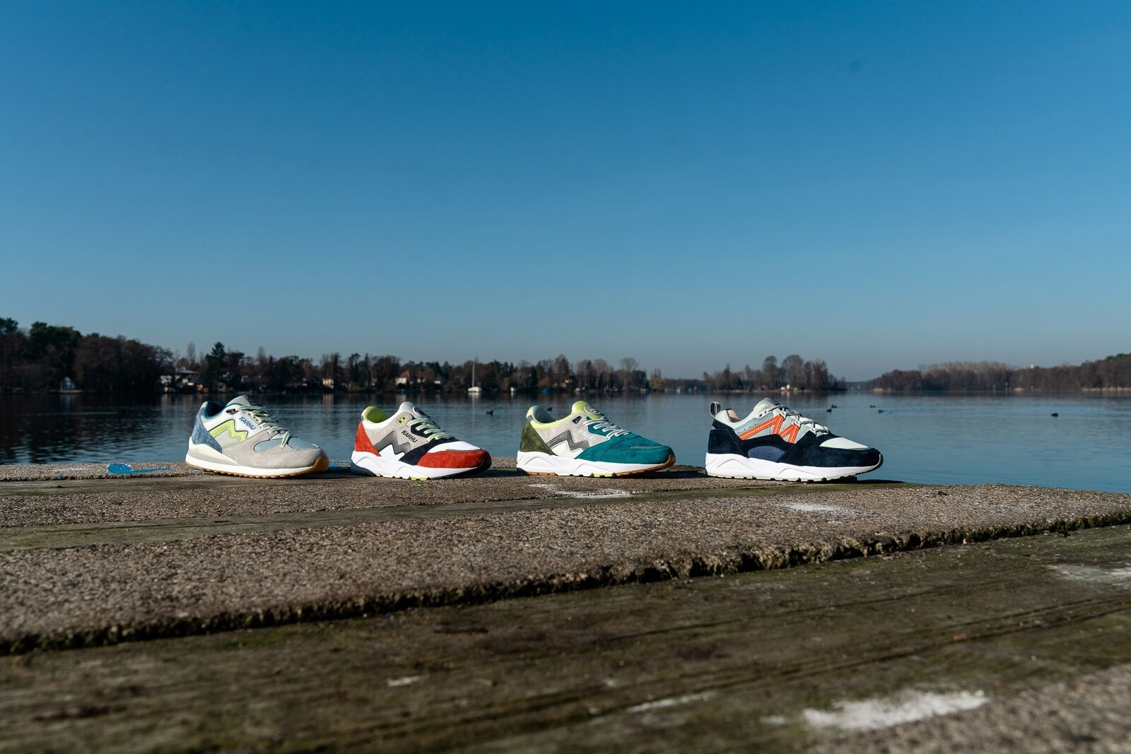 KARHU 'CATCH OF THE DAY' PACK 2
