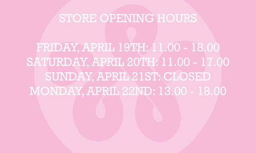 EASTERN - STORE OPENING HOURS