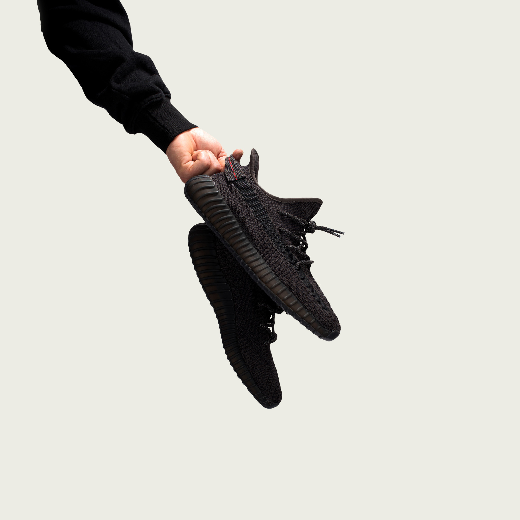 ADIDAS YEEZY BOOST 350 V2 'BLACK' RAFFLE IS CLOSED