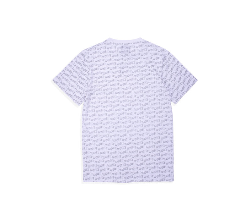 WOEI ALLOVER T-SHIRT