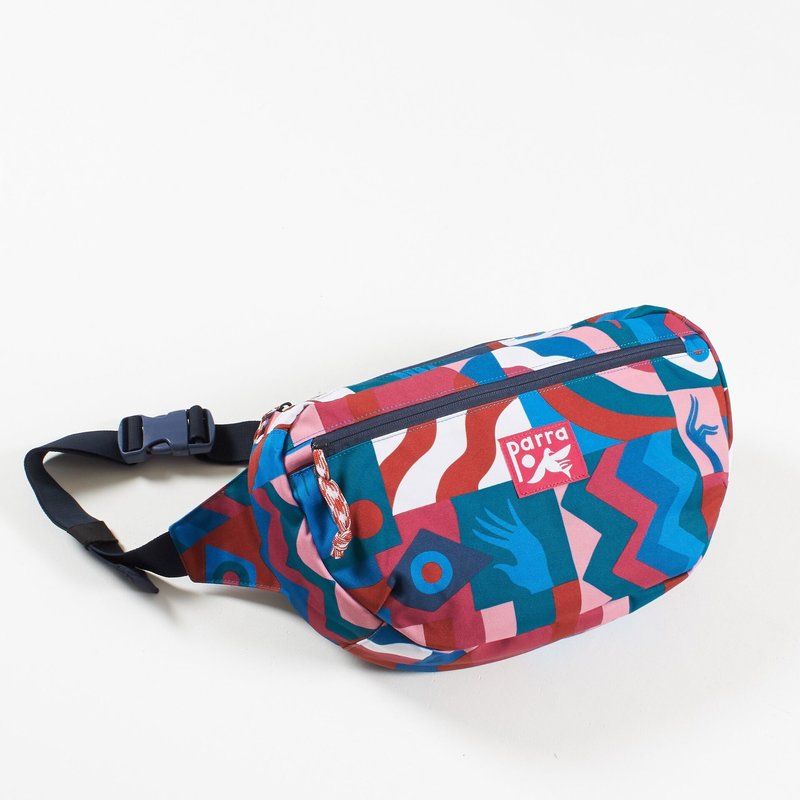 BY PARRA GRAB THE FLAG