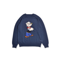 POP/EYE KNITTED PULLOVER