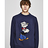 POP TRADING COMPANY POP/EYE KNITTED PULLOVER