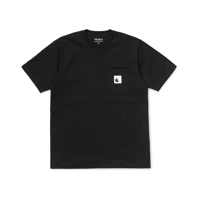 POP TRADING COMPANY POP SS POCKET T-SHIRT
