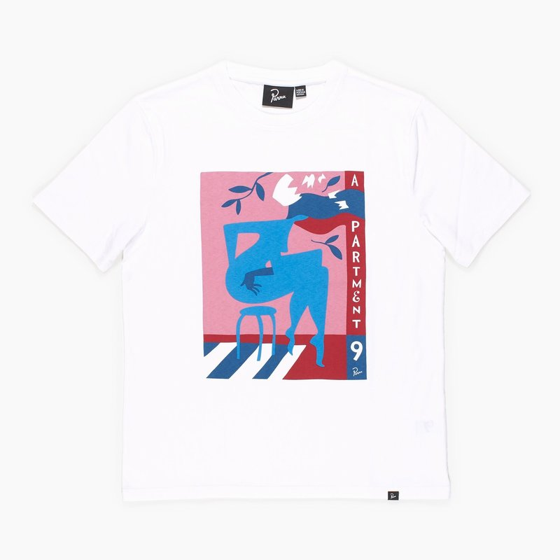 BY PARRA APPARTMENT NEIN T-SHIRT