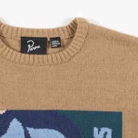 PARRA CLUES KNITTED CAMEL