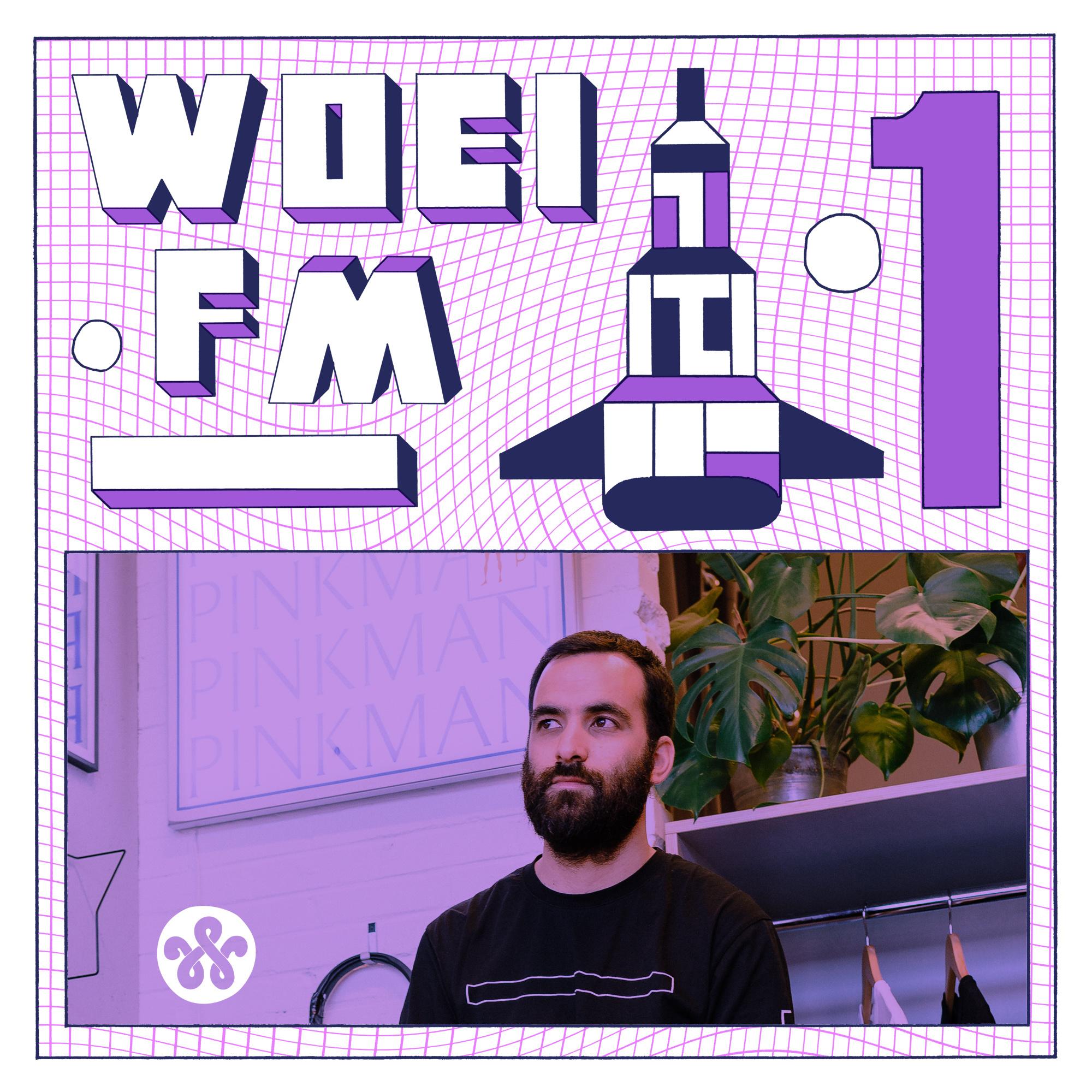 WOEI FM #1: DJ JEFF SOLO