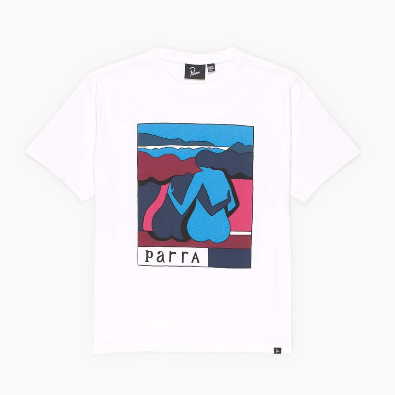 BY PARRA THE RIVERBENCH T-SHIRT