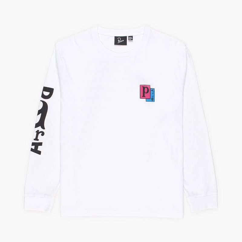 BY PARRA TWISTED WOMAN LONG SLEEVE