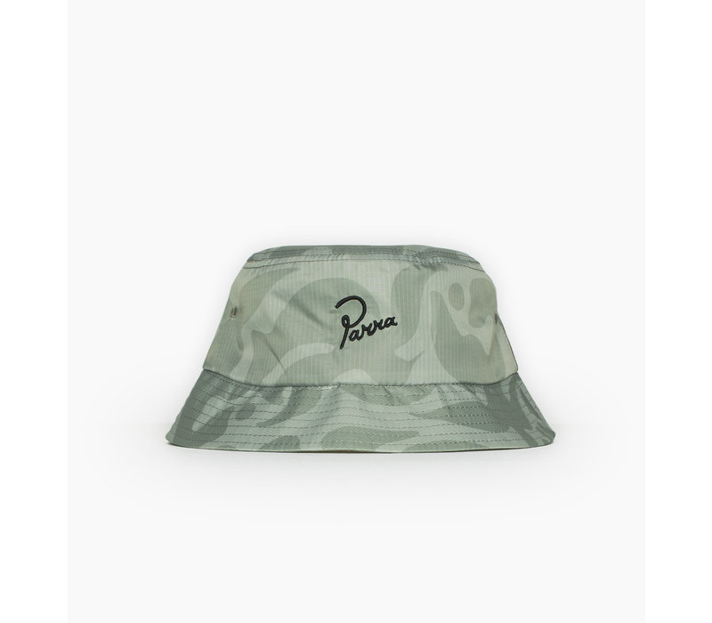 BIRD CAMO BUCKET HAT