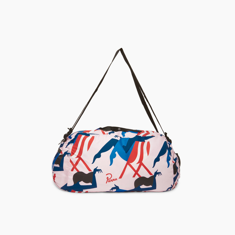 BY PARRA MADAME BEACH FLY WEIGHT DUFFEL