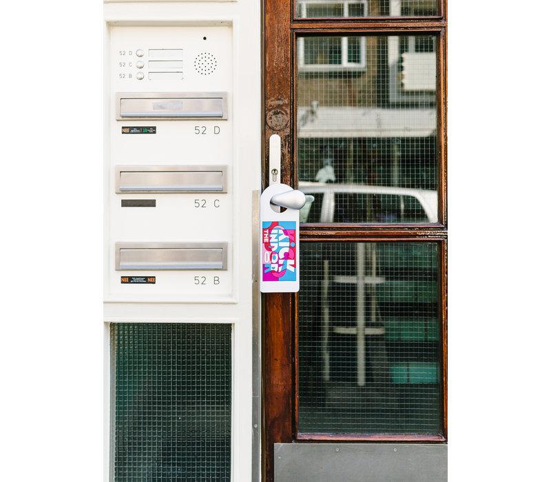 KICKIN THE DOOR T-SHIRT