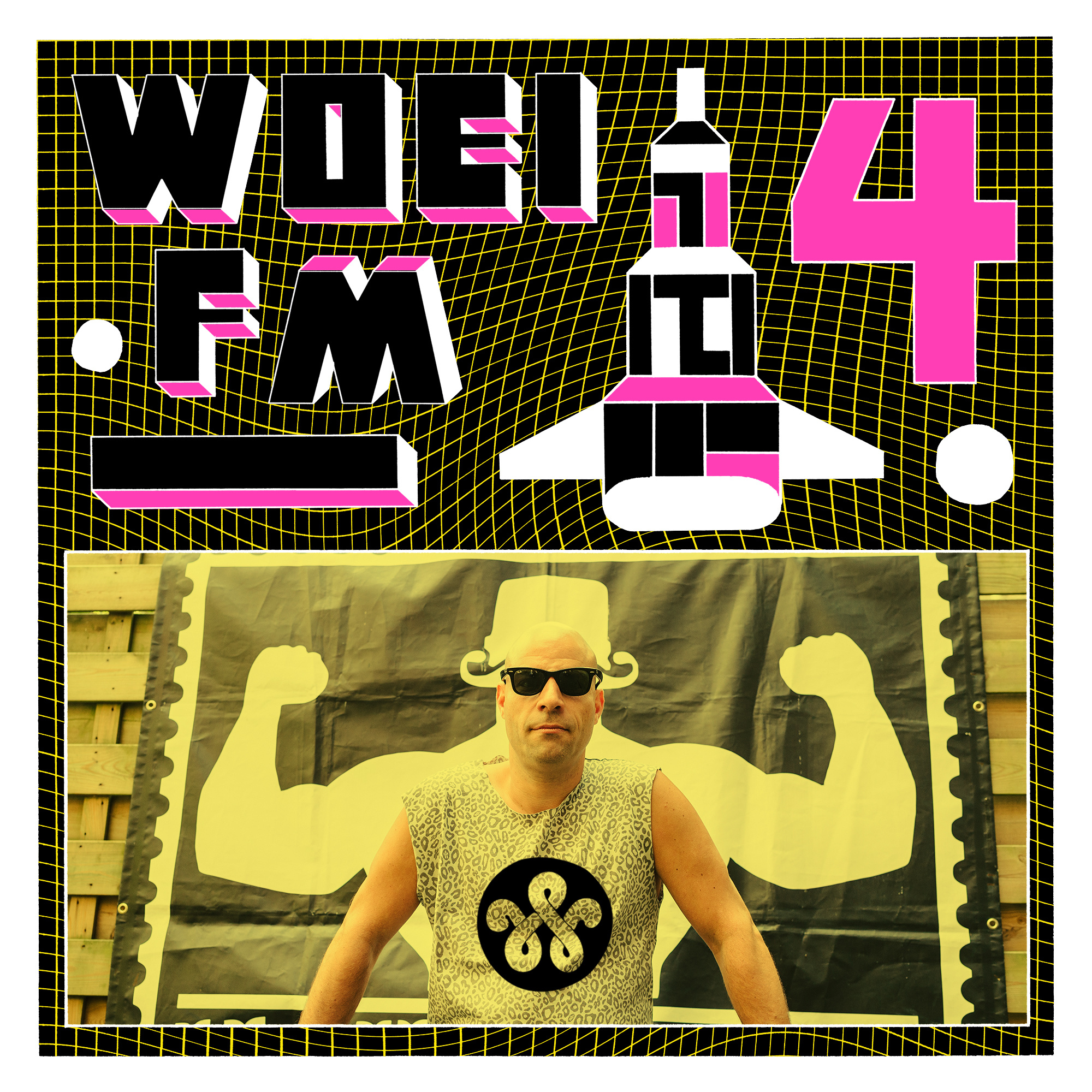 WOEI FM #4: DAVID VUNK