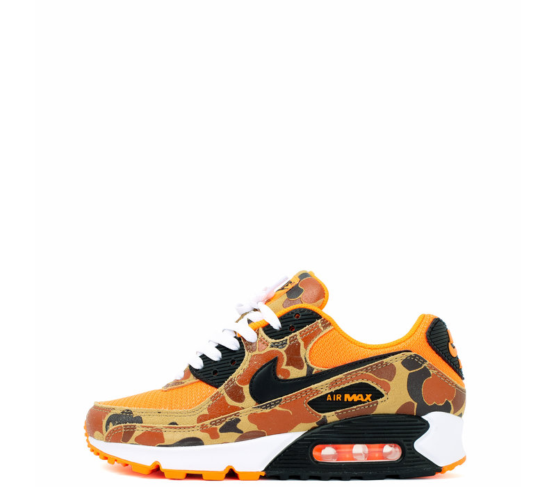 NIKE AIR MAX 90 SP DUCK CAMO/TOTAL ORANGE