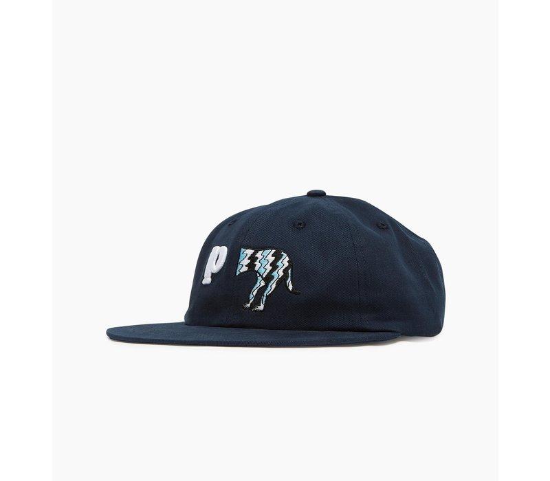 DOG TAIL 6 PANEL HAT