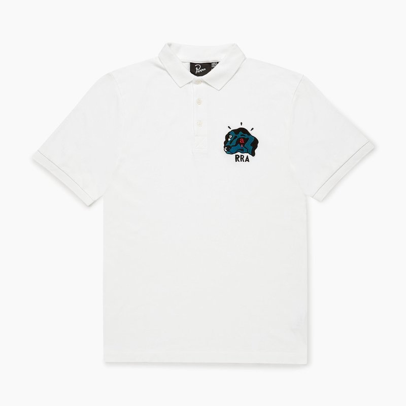 BY PARRA DOGFACED POLO T-SHIRT
