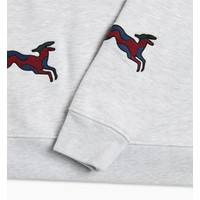 JUMPING FOX CREW NECK ASH