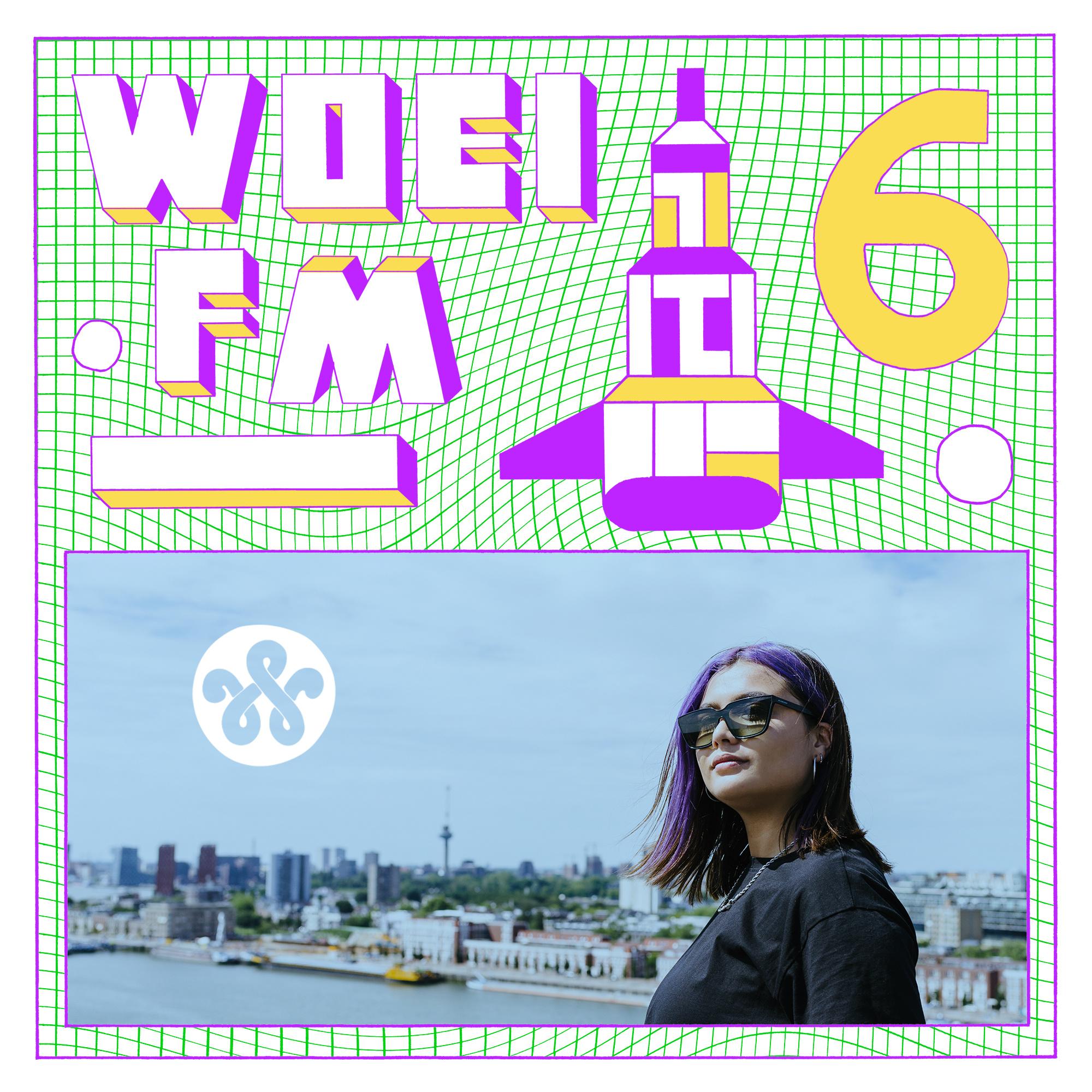 WOEI FM #6: CYNTHIA SPIERING