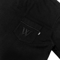 "POCKET T-SHIRT ""W"""