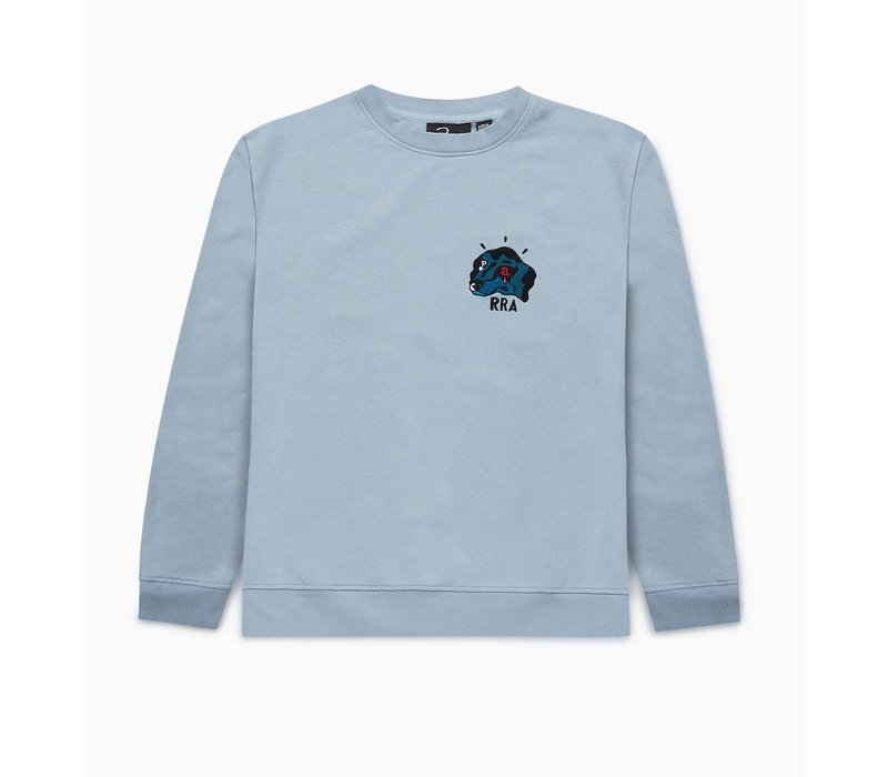 DOGFACED CREW NECK SWEATER