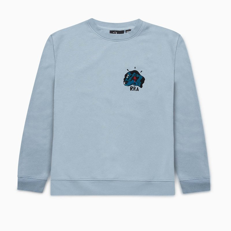 BY PARRA DOGFACED CREW NECK SWEATER
