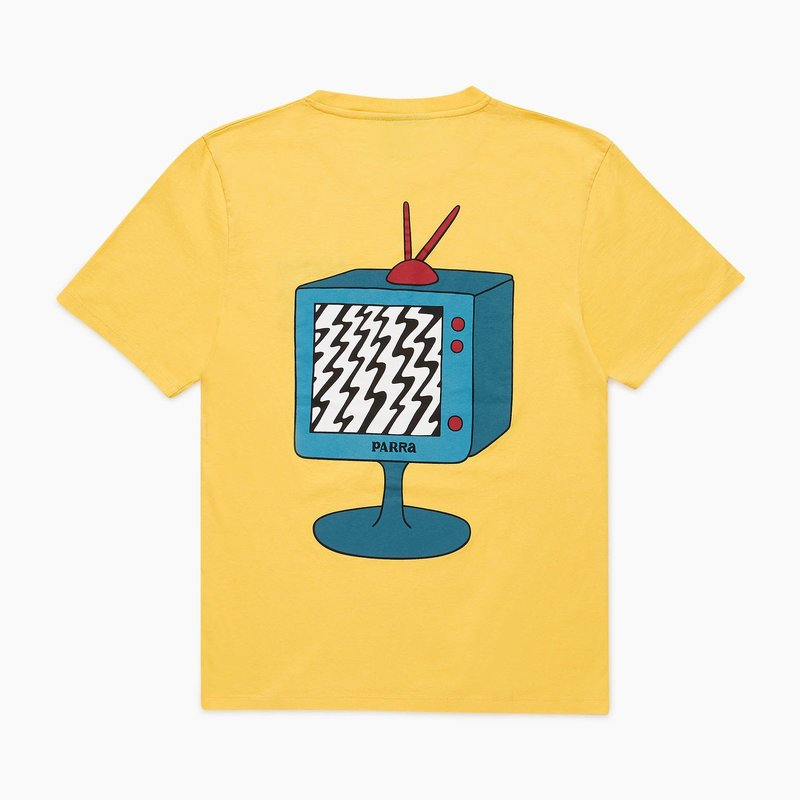 BY PARRA CHANNEL ZERO Y T-SHIRT