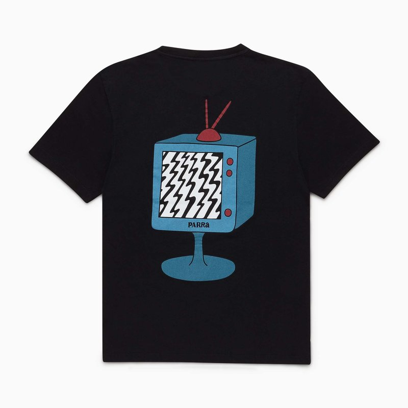 BY PARRA CHANNEL ZERO B T-SHIRT