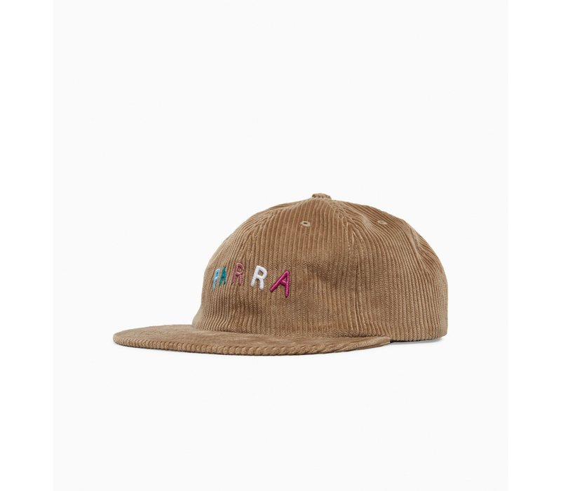 FONTS ARE US 6-PANEL HAT