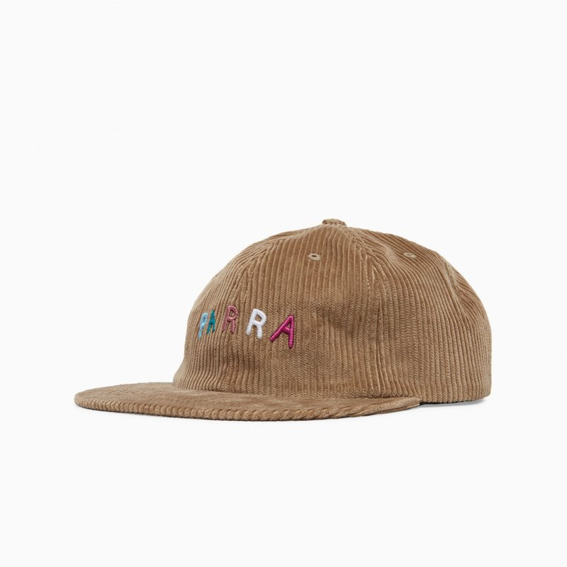 BY PARRA FONTS ARE US 6-PANEL HAT